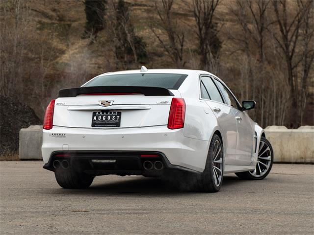 2018 Cadillac CTS-V (CC-1423611) for sale in Kelowna, British Columbia