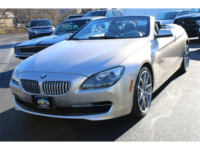 2012 BMW 6 Series (CC-1423618) for sale in Hilton, New York