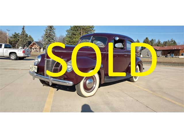 1940 Ford Tudor (CC-1423623) for sale in Annandale, Minnesota