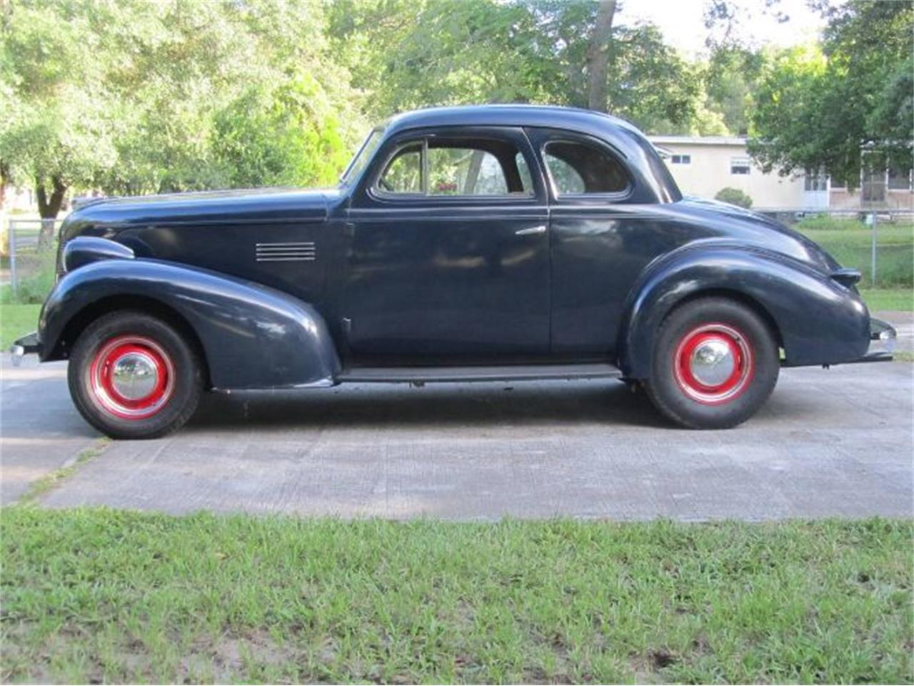 1939 Pontiac Coupe (CC-1423625) for sale in Cadillac, Michigan