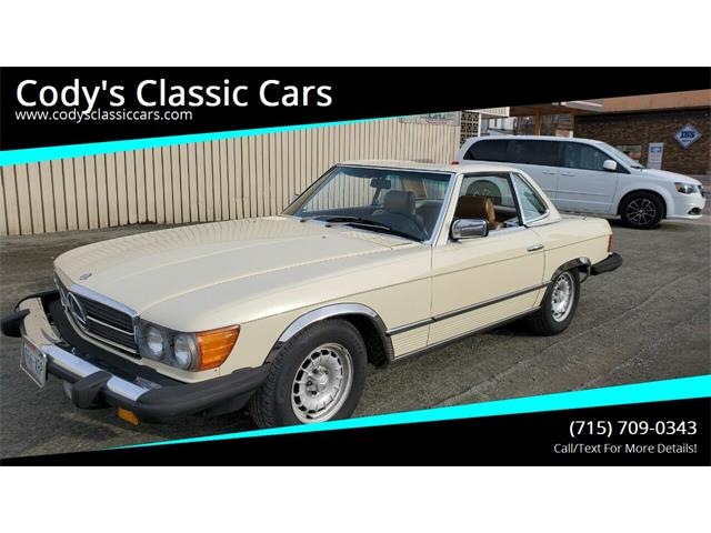 1980 Mercedes-Benz 450SL (CC-1423627) for sale in Stanley, Wisconsin