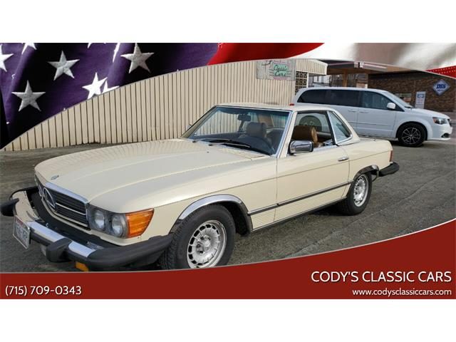 1980 Mercedes-Benz 450SL (CC-1423627) for sale in Stanley, Wisconsin