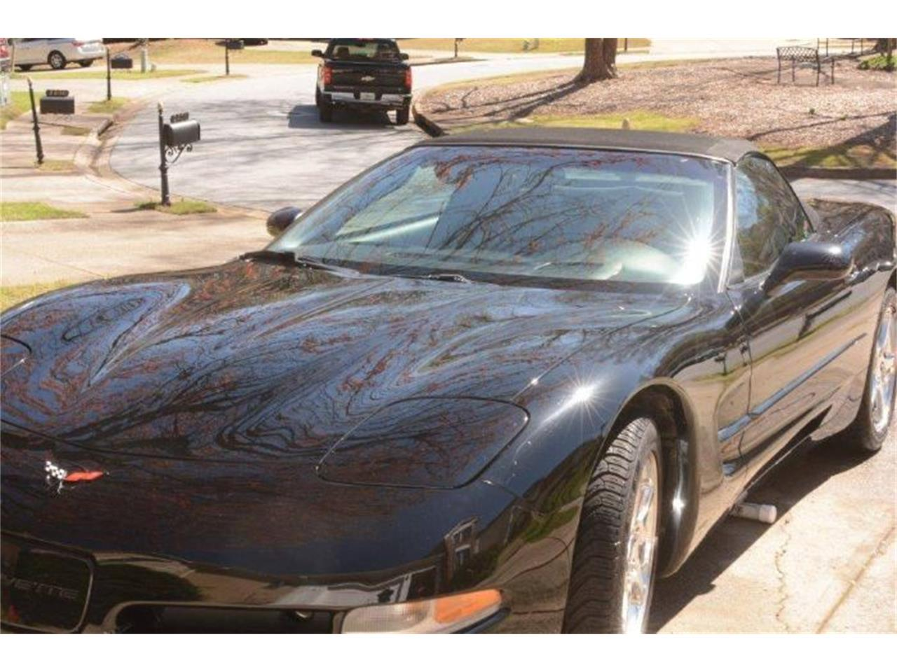 2004 Chevrolet Corvette (CC-1423631) for sale in Cadillac, Michigan