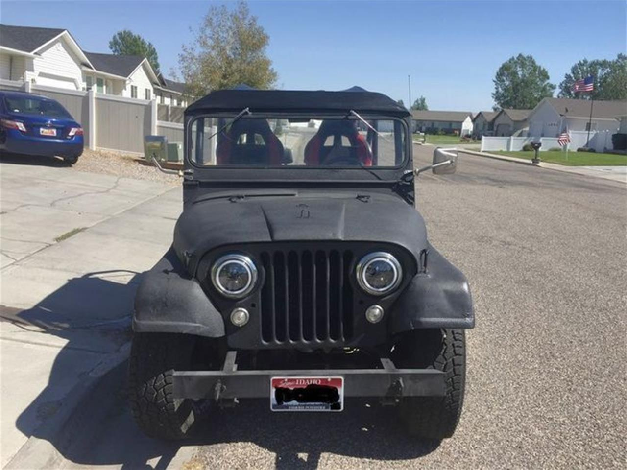 1955 Jeep Willys (CC-1423635) for sale in Cadillac, Michigan