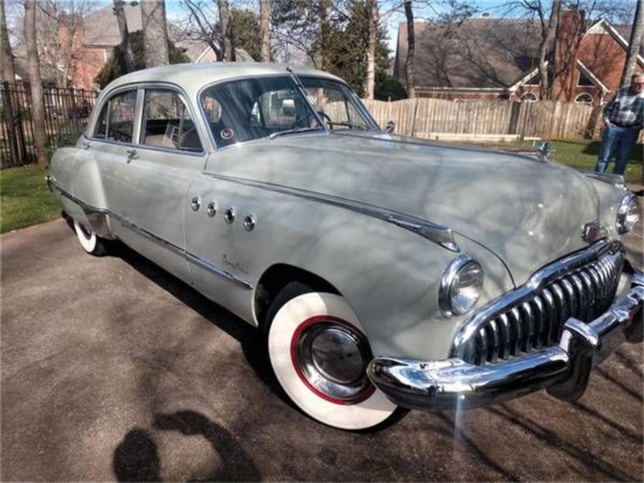 1949 Buick Roadmaster (CC-1423643) for sale in Cadillac, Michigan