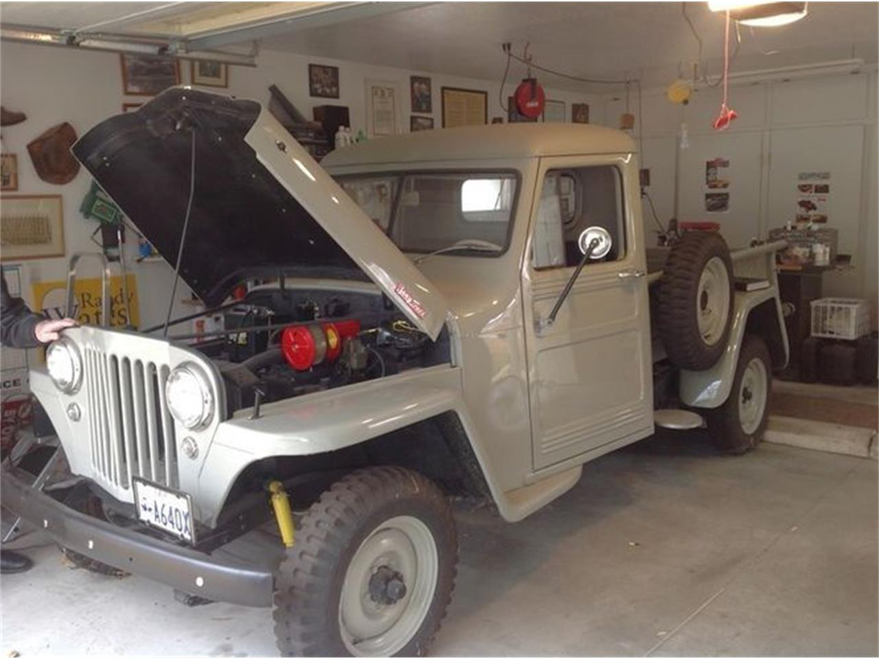 1949 Willys-Overland Jeepster (CC-1423648) for sale in Cadillac, Michigan