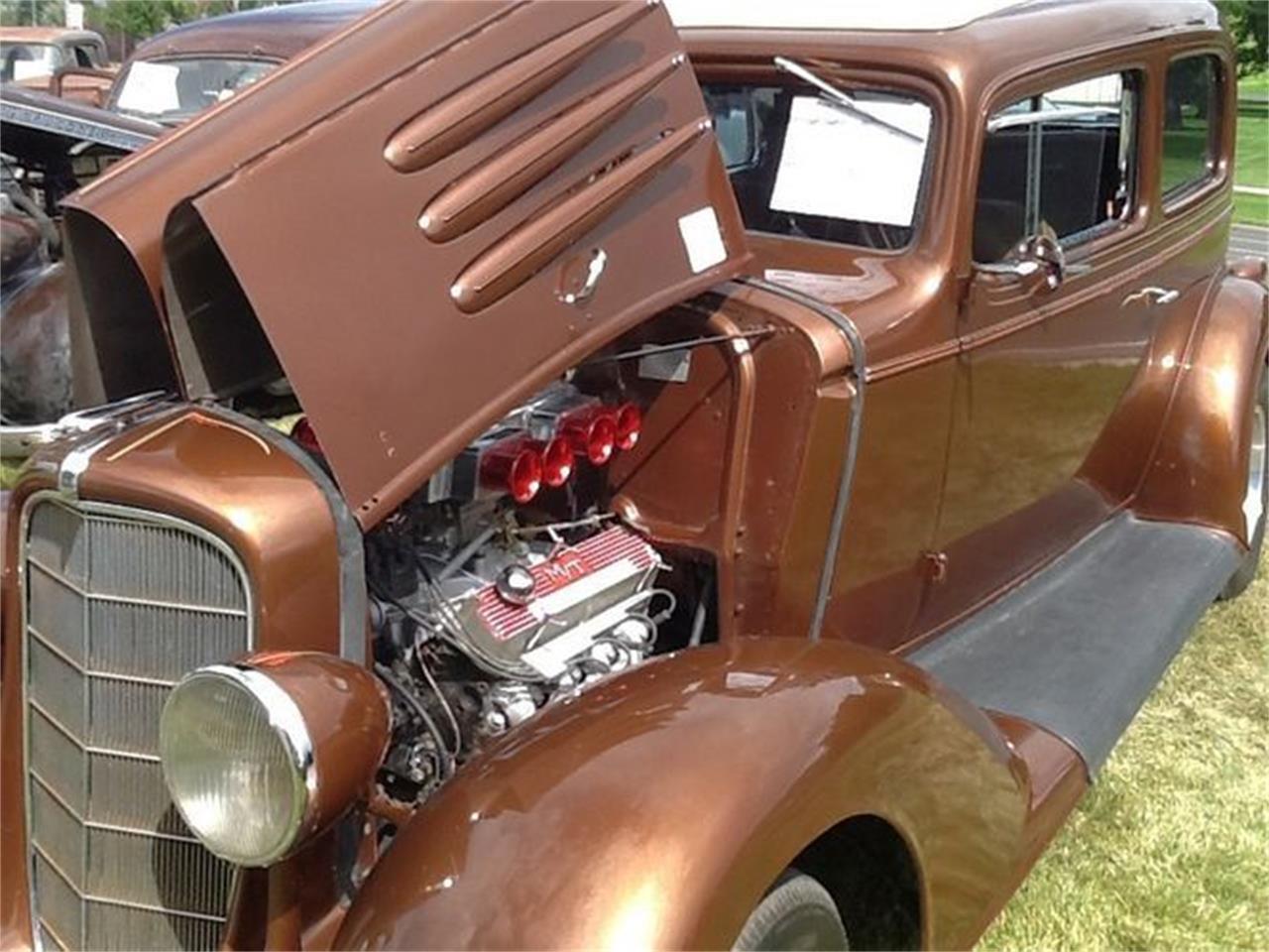 1933 Oldsmobile Custom Cruiser (CC-1423650) for sale in Cadillac, Michigan