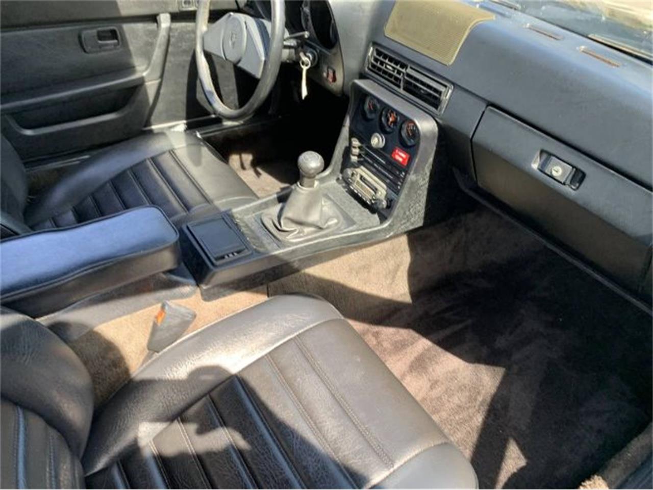 1979 Porsche 924 (CC-1423651) for sale in Cadillac, Michigan