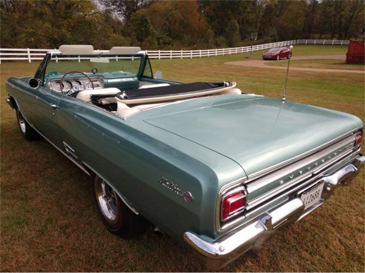 1965 Chevrolet Malibu (CC-1423652) for sale in Cadillac, Michigan