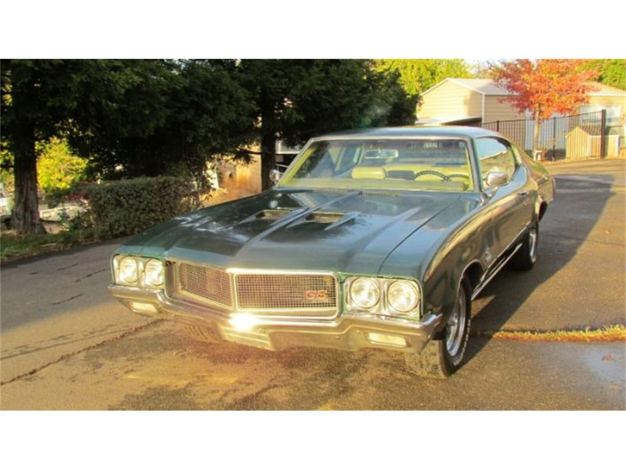 1970 Buick Gran Sport (CC-1423653) for sale in Cadillac, Michigan