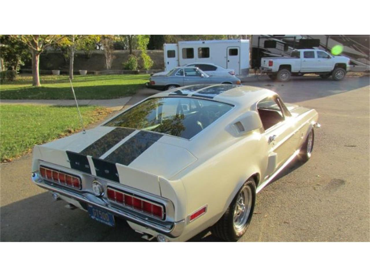 1968 Ford Mustang (CC-1423657) for sale in Cadillac, Michigan