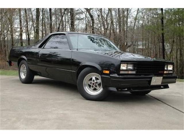 1986 Chevrolet El Camino (CC-1423659) for sale in Cadillac, Michigan
