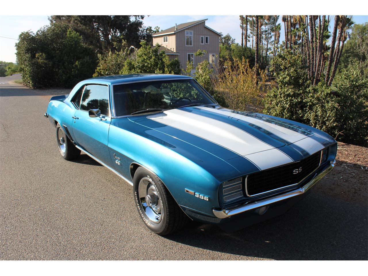 1969 Chevrolet Camaro (CC-1420366) for sale in Fullerton, California
