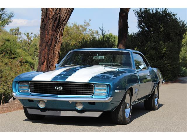 1969 Chevrolet Camaro (CC-1420366) for sale in Fullerton, California