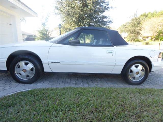 1990 Buick Reatta (CC-1423660) for sale in Cadillac, Michigan