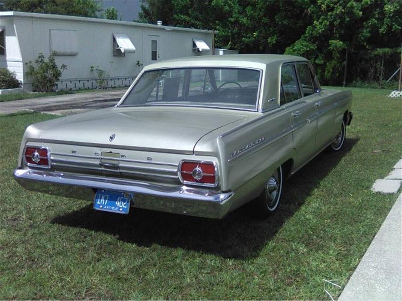 1965 Ford Fairlane (CC-1423661) for sale in Cadillac, Michigan