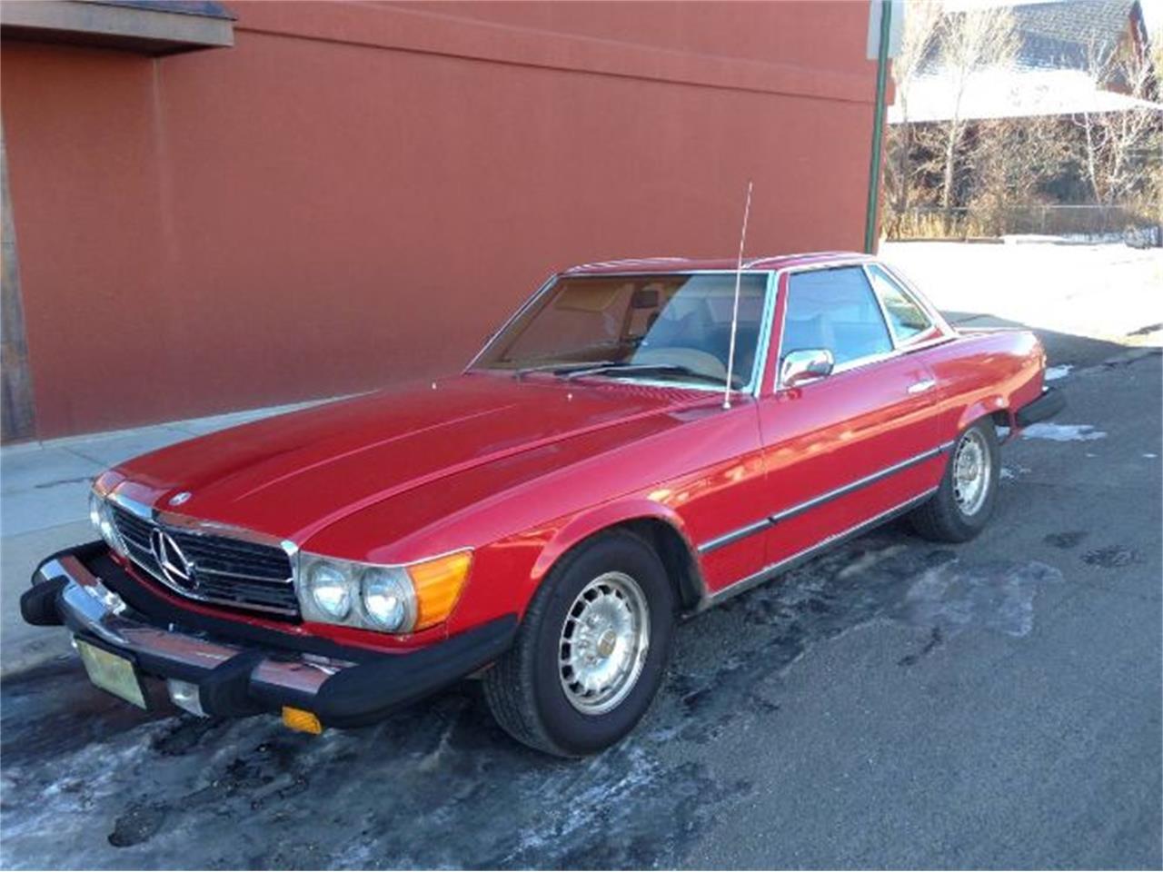 1974 Mercedes-Benz 450SL (CC-1423664) for sale in Cadillac, Michigan