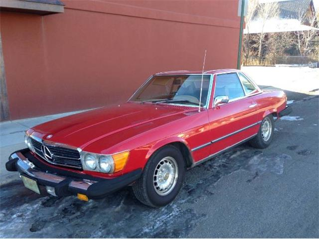 1974 Mercedes-Benz 450SL (CC-1423664) for sale in Cadillac, Michigan