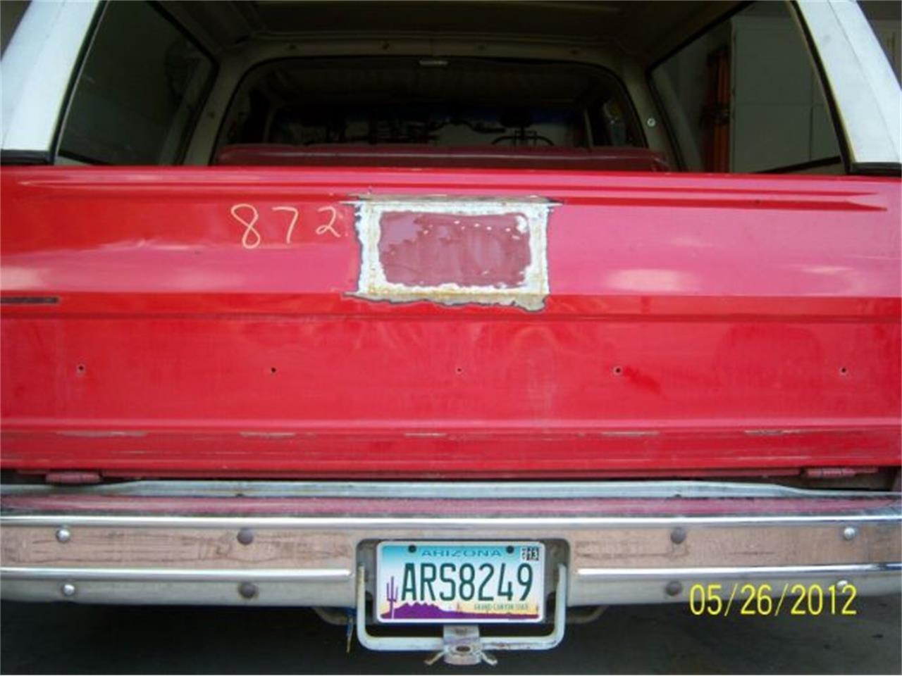 1977 Chevrolet Blazer (CC-1423666) for sale in Cadillac, Michigan