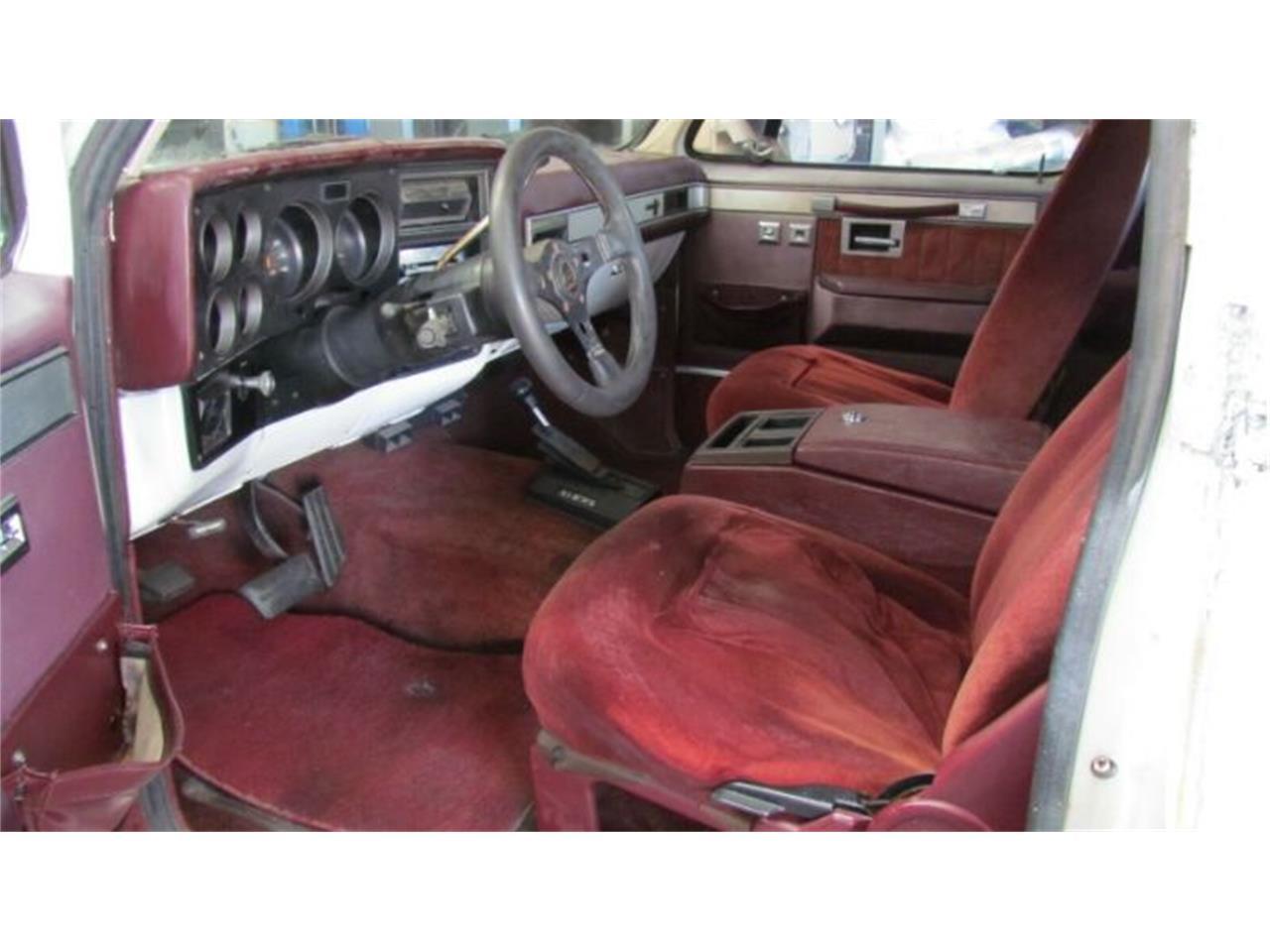 1986 Chevrolet Blazer (CC-1423667) for sale in Cadillac, Michigan