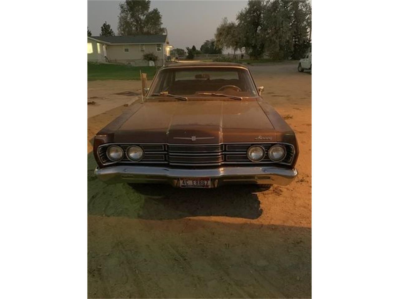 1967 Mercury Park Lane (CC-1423674) for sale in Cadillac, Michigan