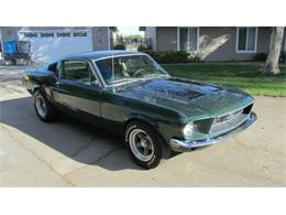 1968 Ford Mustang (CC-1423676) for sale in Cadillac, Michigan