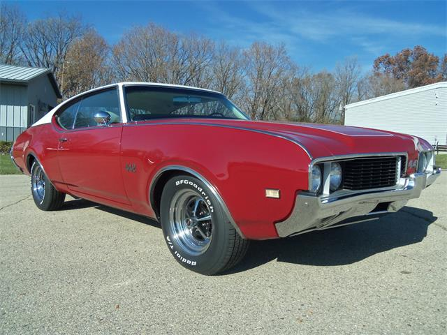 1969 Oldsmobile 442 (CC-1420368) for sale in JEFFERSON, Wisconsin