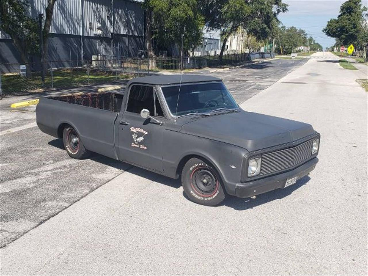 1969 Chevrolet C10 (CC-1423680) for sale in Cadillac, Michigan