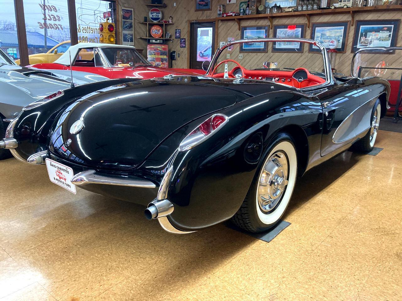 1957 Chevrolet Corvette (CC-1423687) for sale in North Canton, Ohio