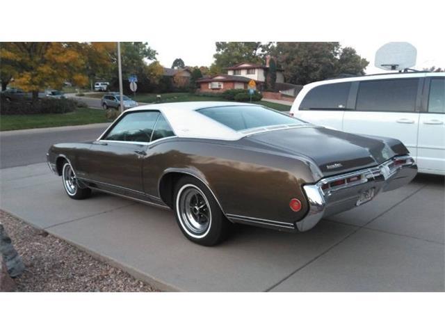 1969 Buick Riviera (CC-1423697) for sale in Cadillac, Michigan