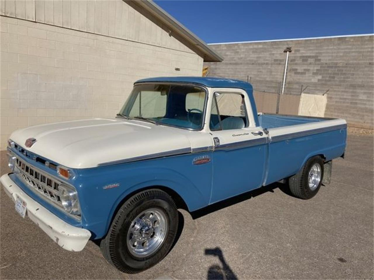 1965 Ford F250 (CC-1423698) for sale in Cadillac, Michigan