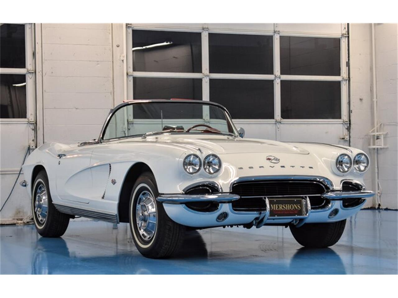 1962 Chevrolet Corvette (CC-1423708) for sale in Springfield, Ohio