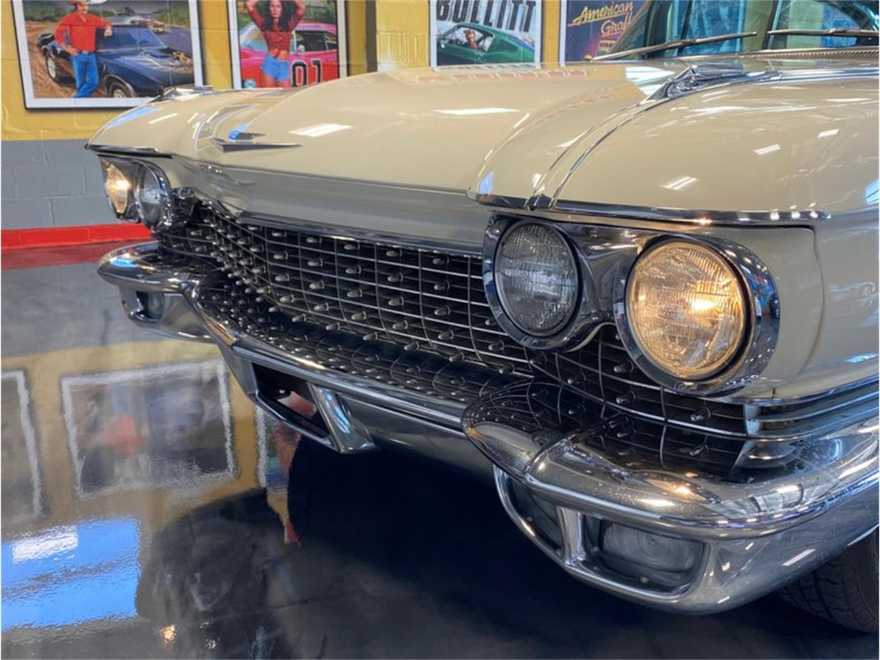 1960 Cadillac DeVille (CC-1423714) for sale in West Babylon, New York