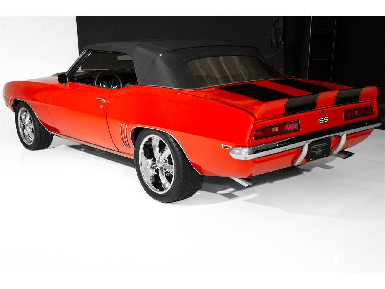 1969 Chevrolet Camaro (CC-1423717) for sale in Des Moines, Iowa