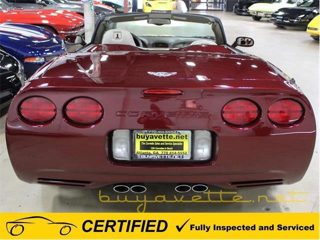 2003 Chevrolet Corvette (CC-1423719) for sale in Atlanta, Georgia