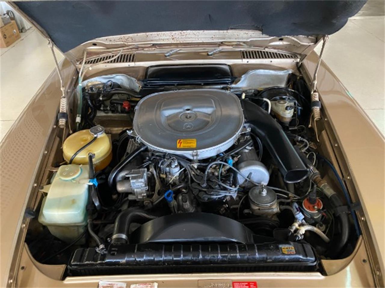 1982 Mercedes-Benz 380SL (CC-1423721) for sale in Columbus, Ohio