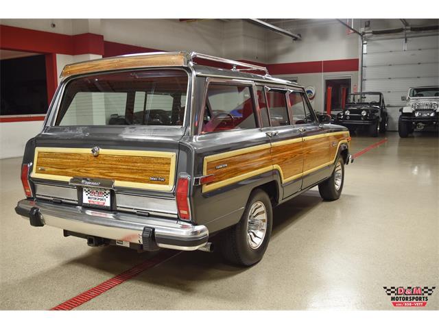 1986 Jeep Grand Wagoneer (CC-1423732) for sale in Glen Ellyn, Illinois