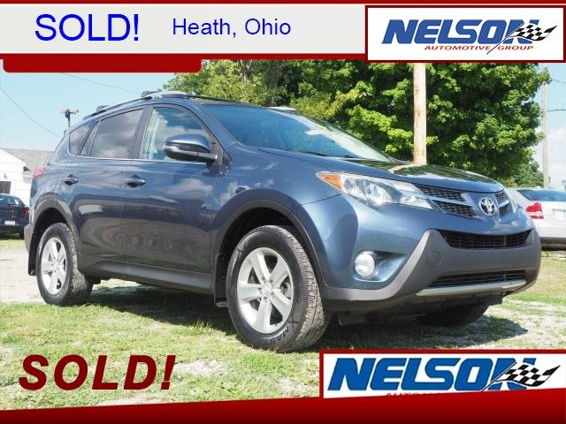 2014 Toyota Rav4 (CC-1423743) for sale in Marysville, Ohio