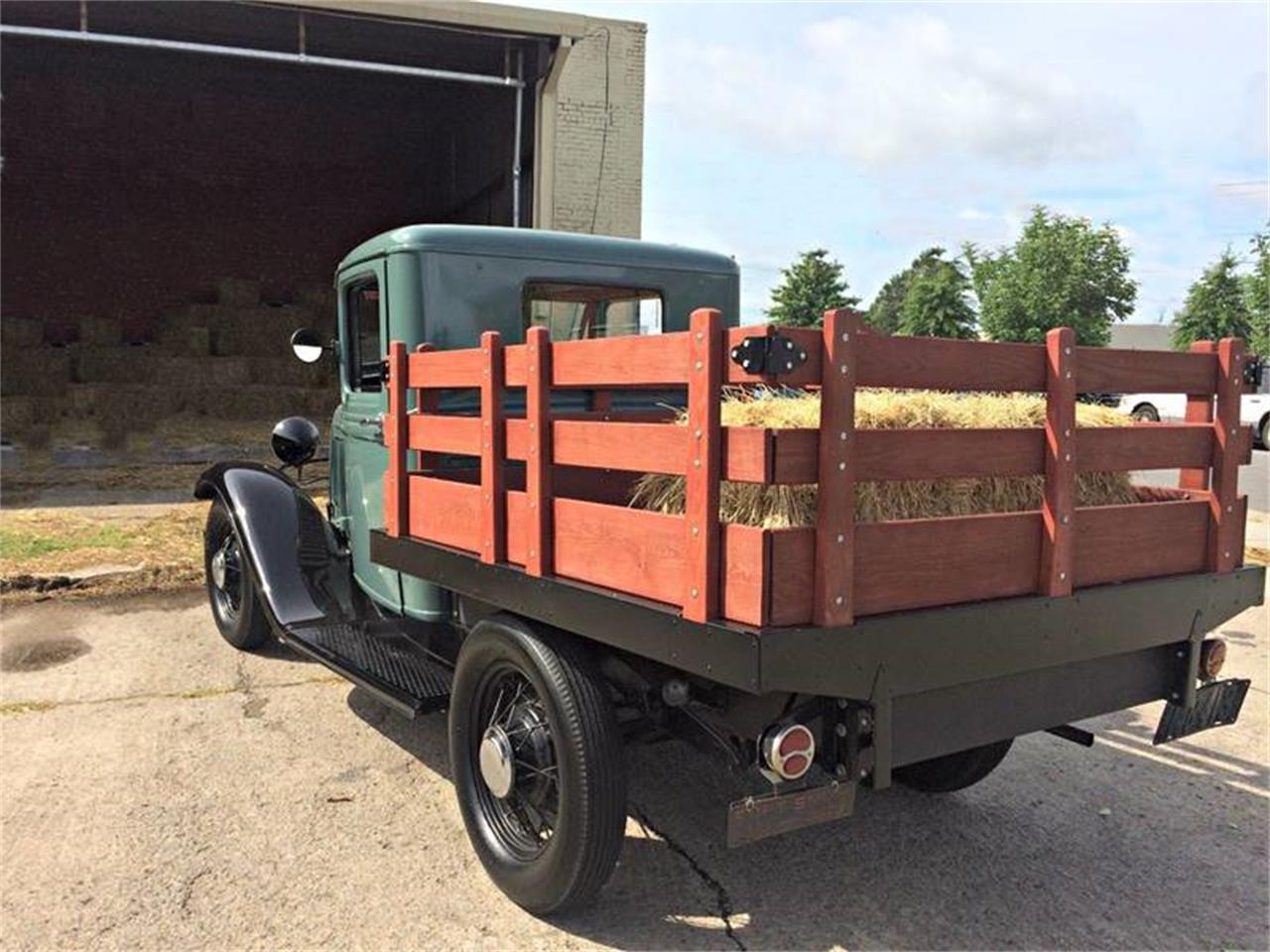 1933 Ford 1/2 Ton Pickup (CC-1420375) for sale in Fort Smith, Arkansas