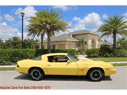 1978 Chevrolet Camaro Z28 (CC-1423750) for sale in Fort Myers, Florida