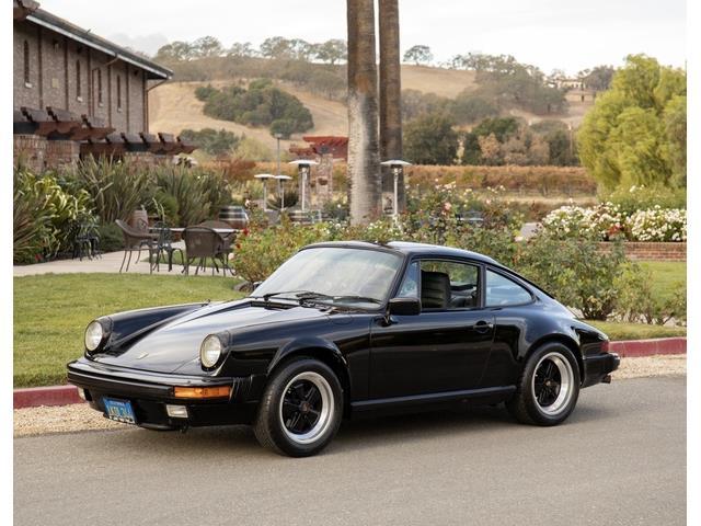 1984 Porsche 911 (CC-1423751) for sale in Pleasanton, California