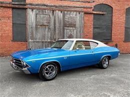 1969 Chevrolet Chevelle (CC-1423753) for sale in Orville, Ohio