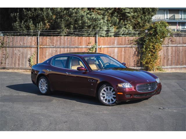 2005 Maserati Quattroporte (CC-1423769) for sale in MONTEREY, California