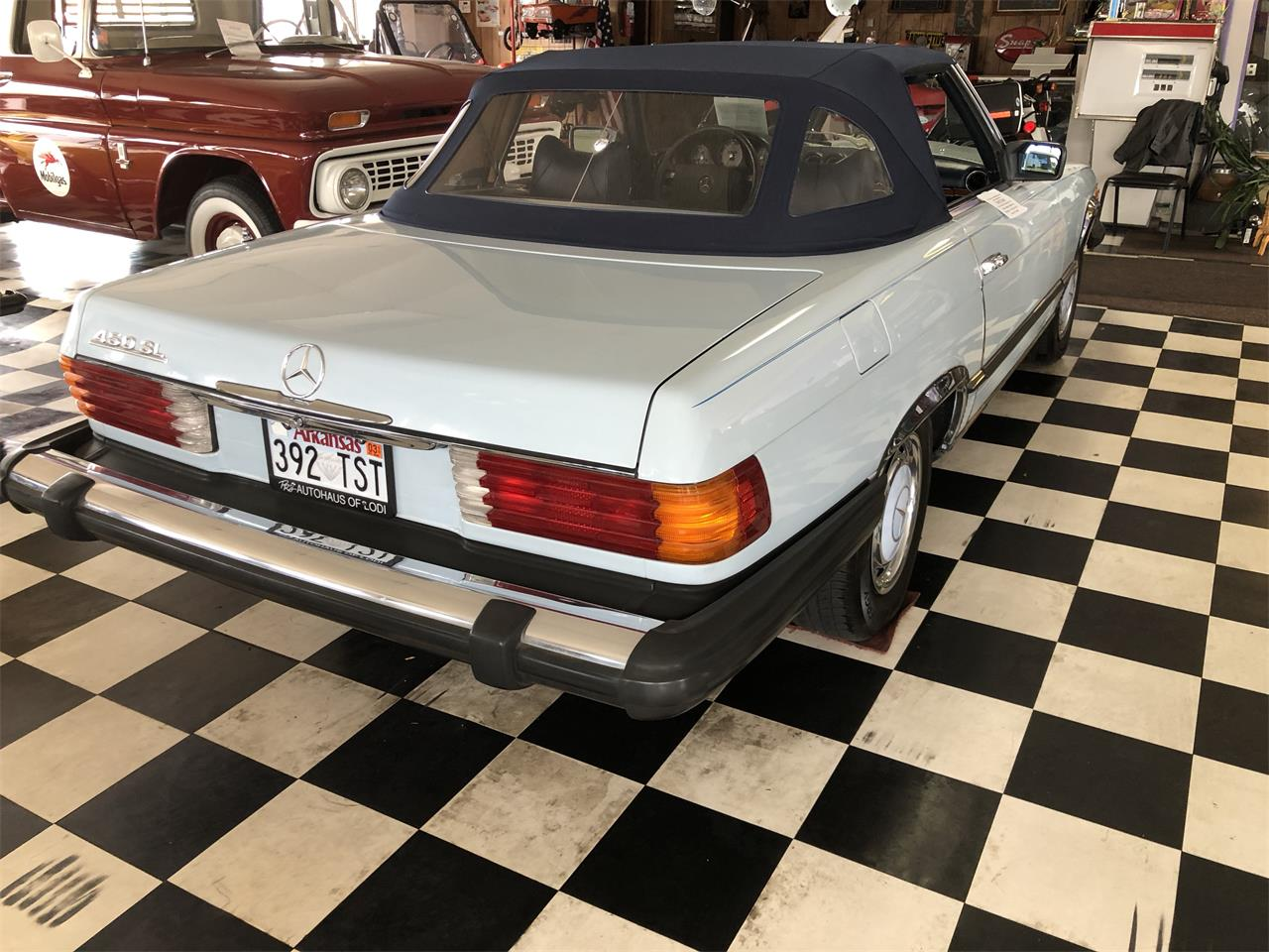1978 Mercedes-Benz 450SL (CC-1420377) for sale in Fort Smith, Arkansas
