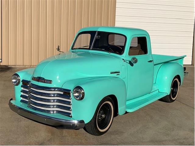 1950 Chevrolet 3100 (CC-1423771) for sale in Benton, Arkansas