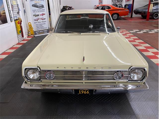 1966 Plymouth Belvedere (CC-1423798) for sale in Mundelein, Illinois