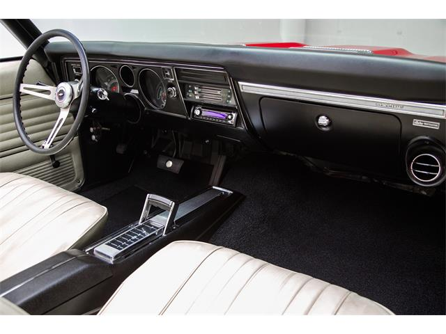 1969 Chevrolet Chevelle (CC-1423804) for sale in Des Moines, Iowa