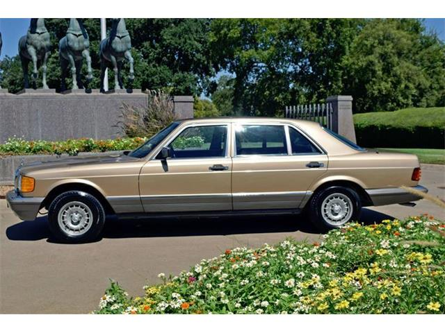1983 Mercedes-Benz 380SL (CC-1423810) for sale in Fort Worth, Texas