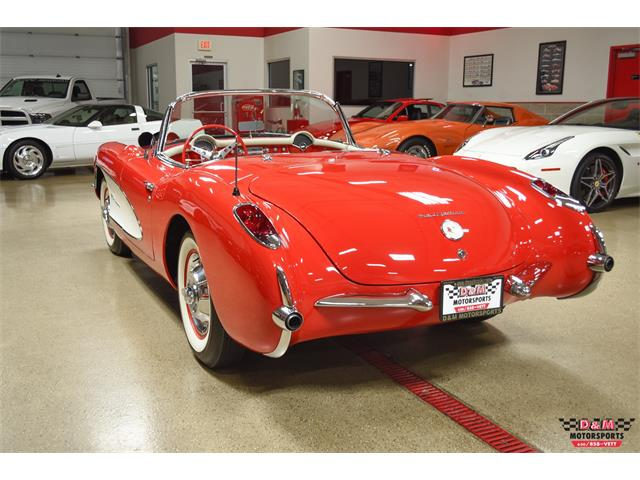 1957 Chevrolet Corvette (CC-1423813) for sale in Glen Ellyn, Illinois