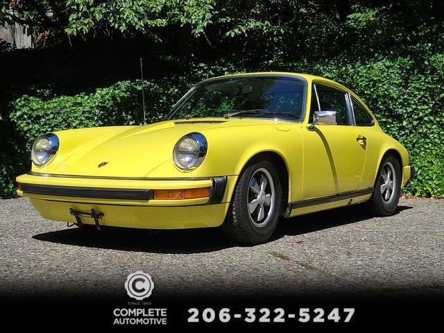 1976 Porsche 912E (CC-1423820) for sale in Seattle, Washington